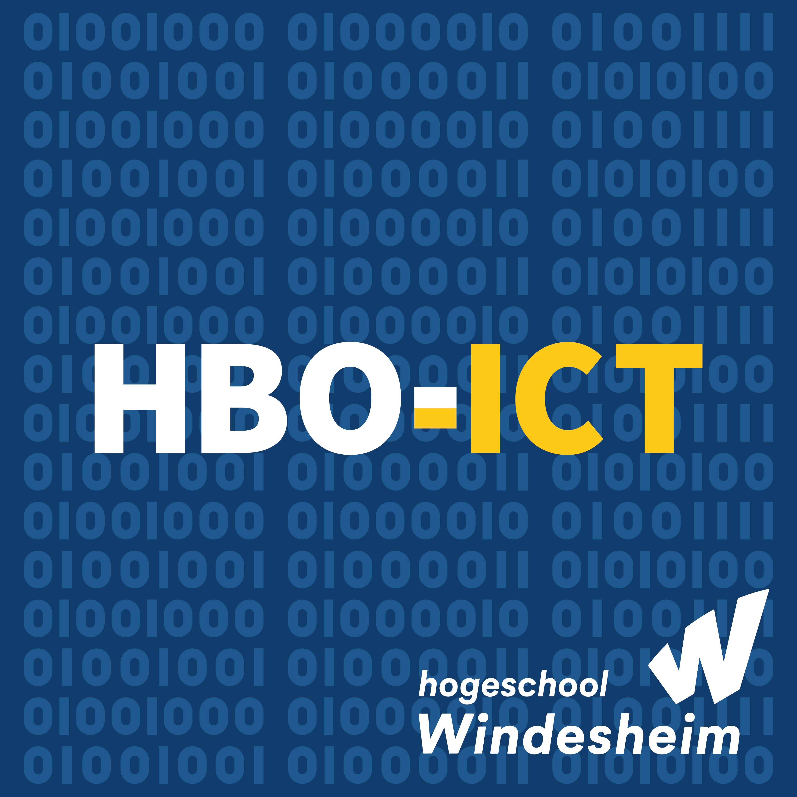 HBO-ICT Logo