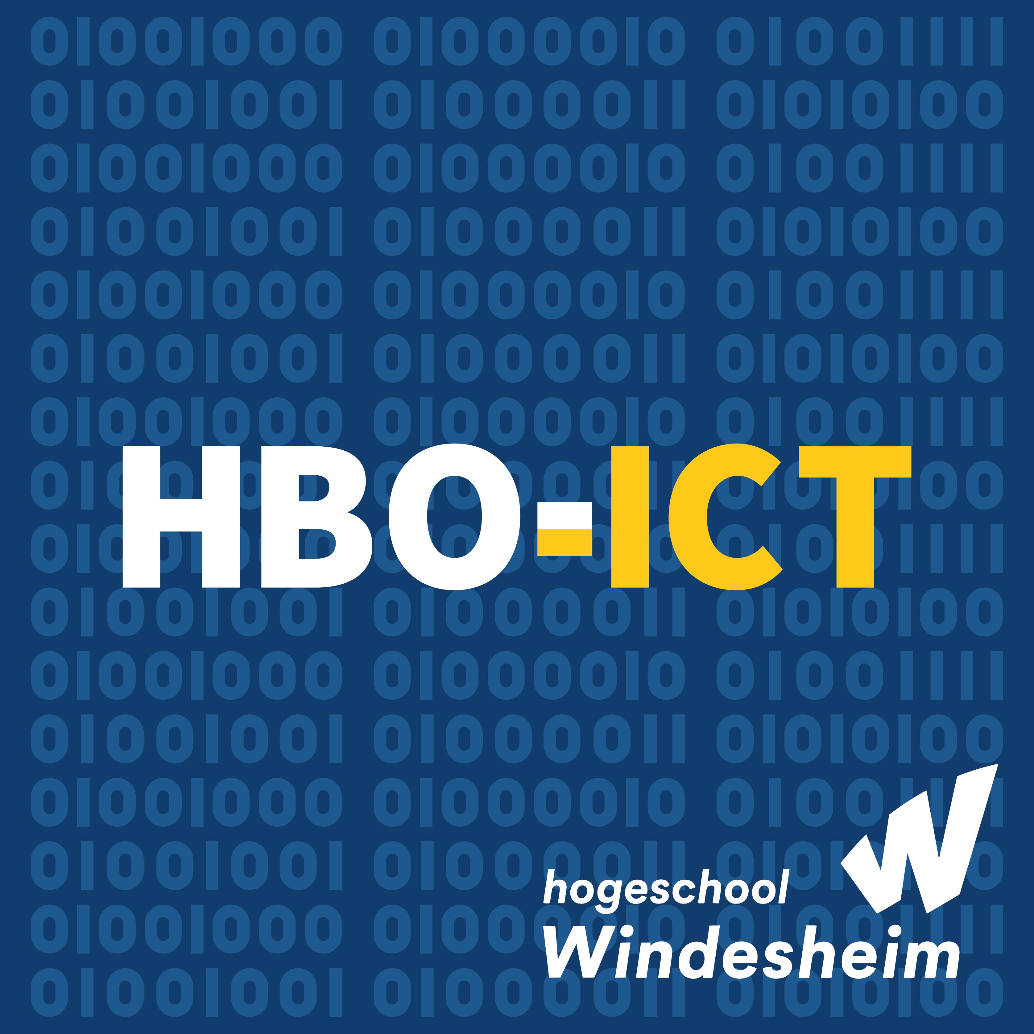 HBO-ICT Logo